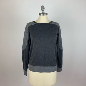 Anthropologie Dolan Color Block Sweater